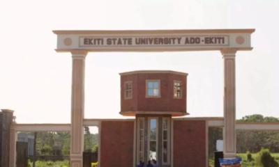Ekiti university medical students