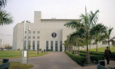 US Embassy visa