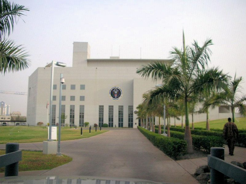 US Embassy in Abuja Nigeria cut down operations over insecurity - Tatahfonewsarena