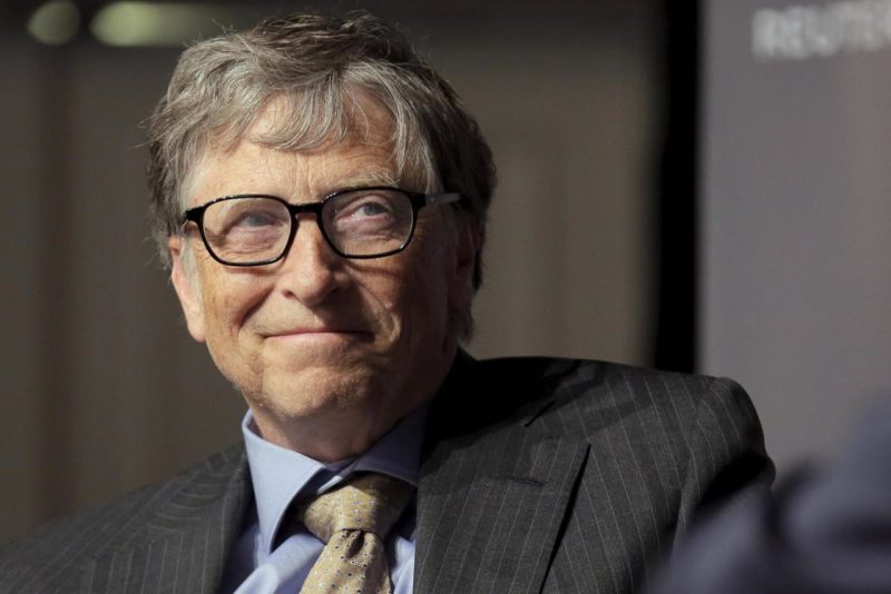 covid-19:Bill Gates calls for funding from G-20 members to develop vaccine