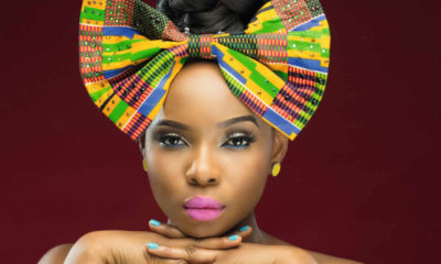 Yemi Alade to Lagos Government: We demand transparency on how the N10bn covid-19 relief fund has been allocated