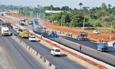 Lagos-Ibadan Expressway LASTMA