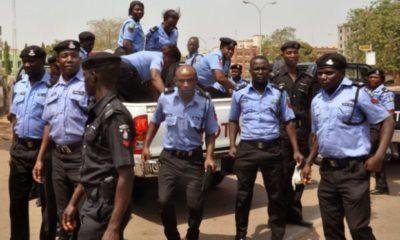 Lagos robbery suspects