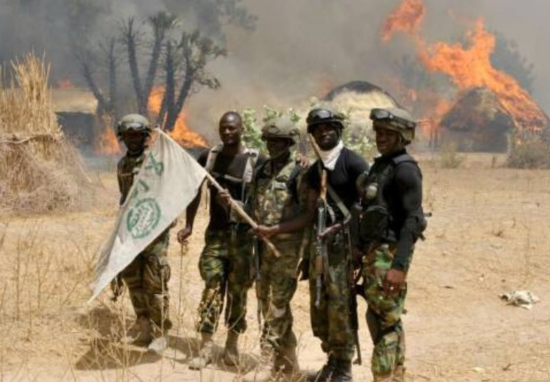 ISWAP Boko Haram Shekau