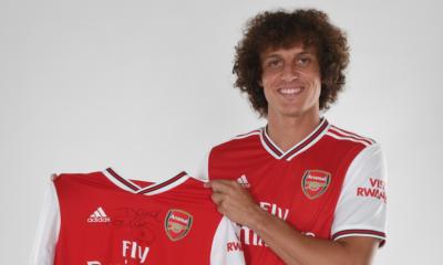 Arsenal David Luiz