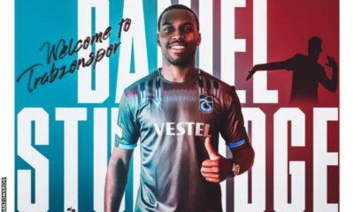 Sturridge Trabzonspor