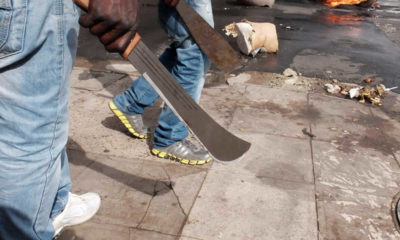 Hoodlums clash with operatives at Ladipo market