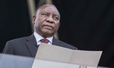 South Africa's president