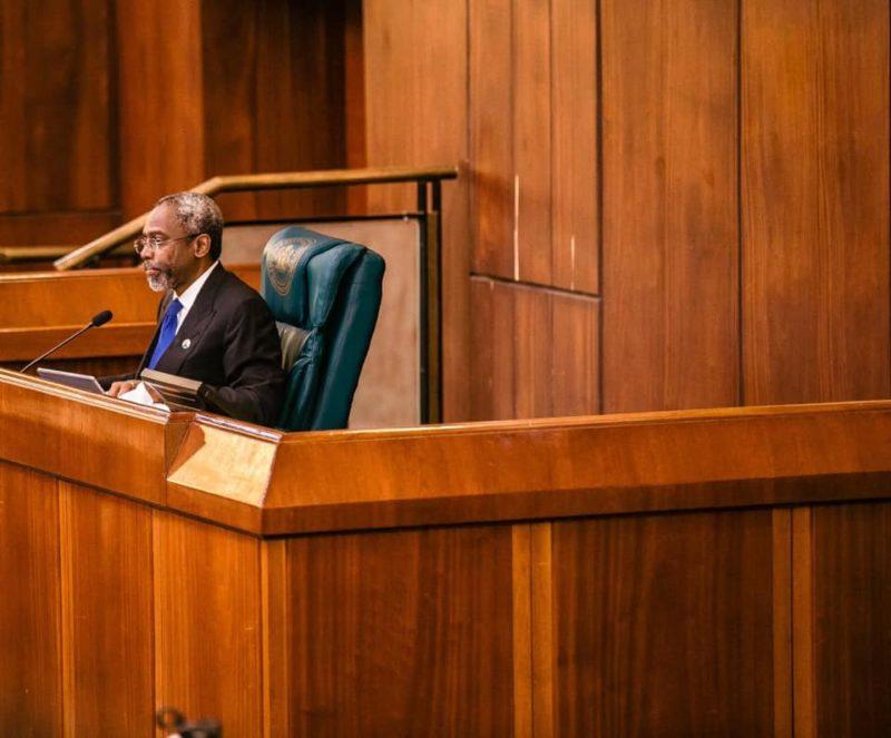 House of Representatives, Rt. Hon. Femi Gbajabiamila