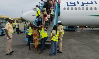 IOM Libya migrants