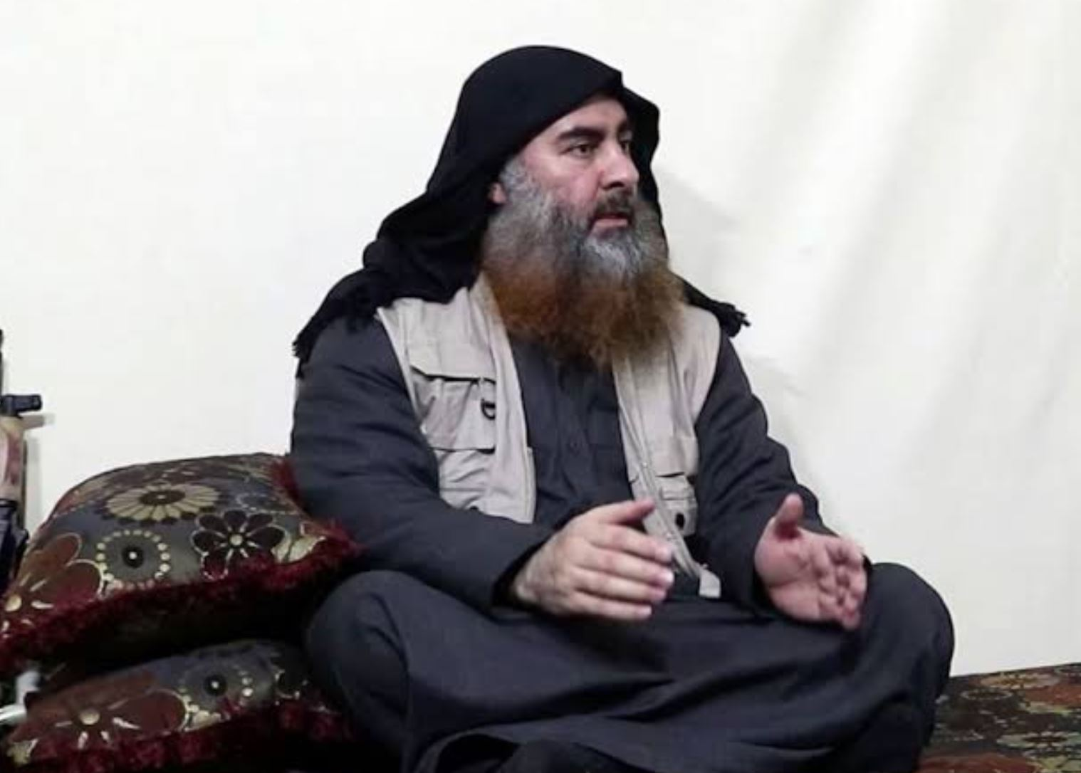 Trump Says Islamic State Leaders No. 2 Also Killed