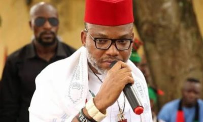 Nnamdi Kanu reacts to Owerri jailbreak, no single soul deserves to be in any prison in Nigeria