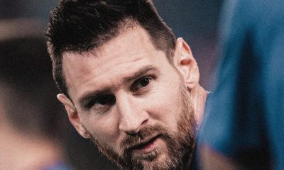 Barcelona Messi injury