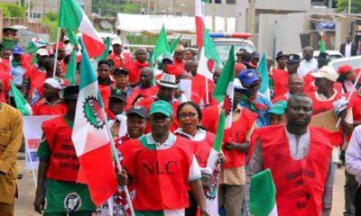 NLC suspends five-day warning strike in Kaduna