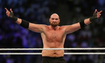 Boxing: Tyson Fury ranks Deontay Wilder ahead of Anthony Joshua