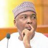 Saraki IPOB ESN Boko Haram APC PDP Insecurity Buhari Nigeria
