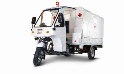 tricycle ambulance