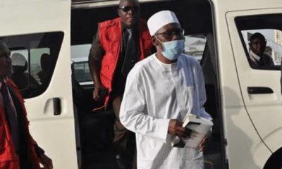 Mohammed Adoke EFCC custody