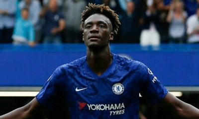Arsenal chase Chelsea's Tammy Abraham