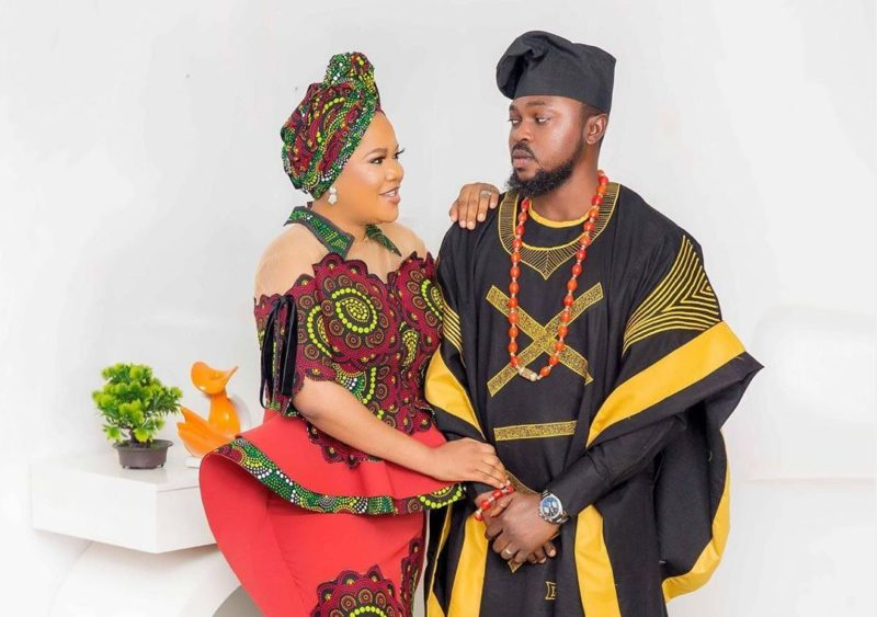 I trashed my pride to be with the woman I love- Kolawole Ajeyemi