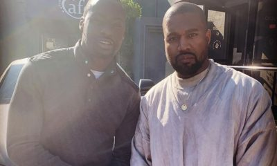 Chris Attoh Kanye West