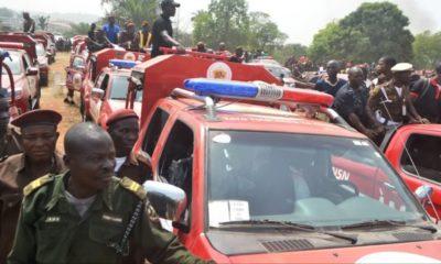 Amotekun raids Ondo nightclubs, confiscate 40 vehicles