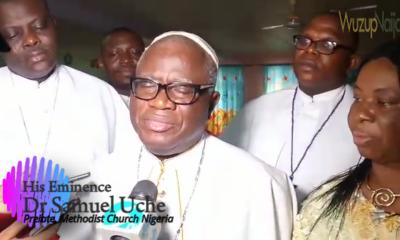 Methodist Prelate