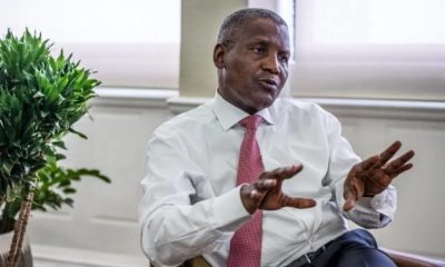 Dangote assures Nigerians, Africans of victory in fight against covid-19