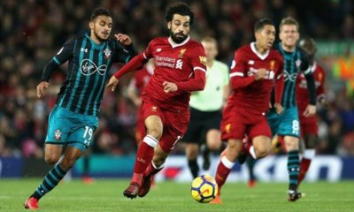 Liverpool winning streak