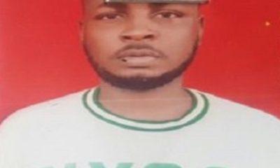 Corps member Boko Haram