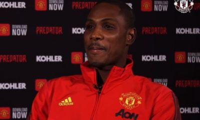 Odion Ighalo may leave Manchester United (see why)