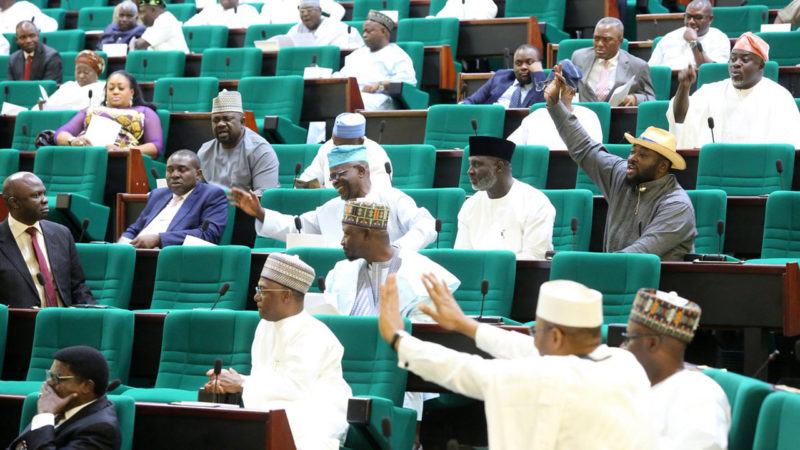 Electoral ACT Bill : Lawmakers walkout during plenary