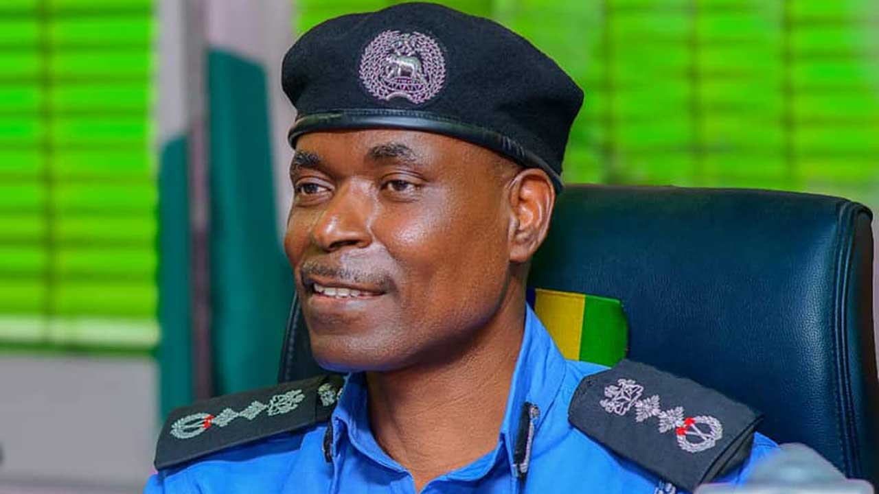 'IGP Adamu not on Facebook', police warns against imposters