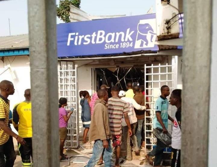 Ondo bank robbery