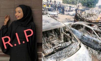 Boko Haram burnt