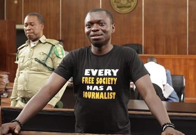 Agba Jalingo in court