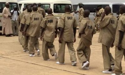 Boko Haram agency suspects