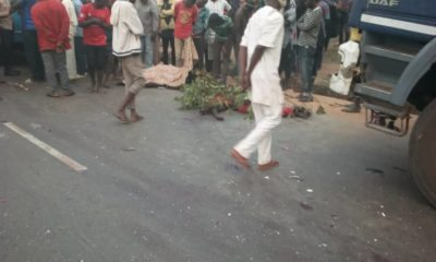 Anambra road crash
