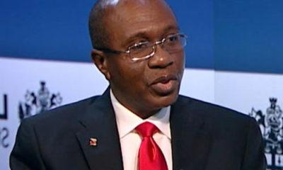 Godwin Emefiele Gambia CBN Nigeria CBG