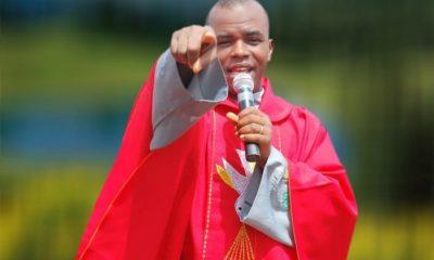 Nnamdi Kanu: Even if you arrest 100 people, it won't stop agitation - Mbaka