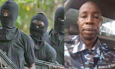 police inspector bandits