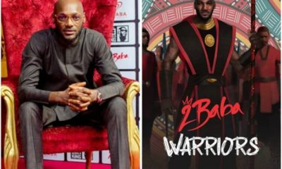 2Face Idibia set to drop first album in five years titled 'Warriors'