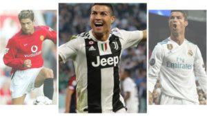 Ronaldo 1000th appearance