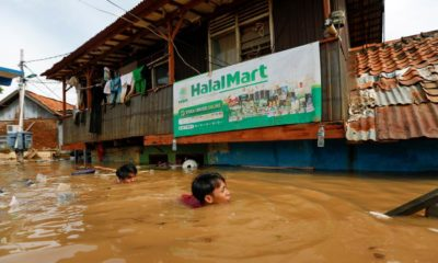 Indonesia flood