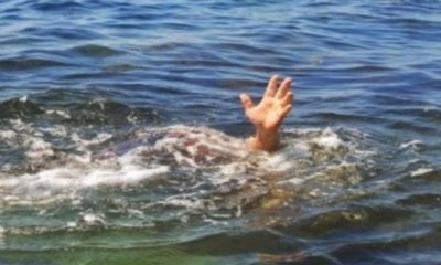 Student drowns