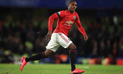 Ighalo speaks on Manchester United loan extension