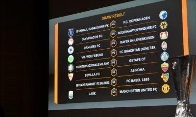 Europa League round of 16