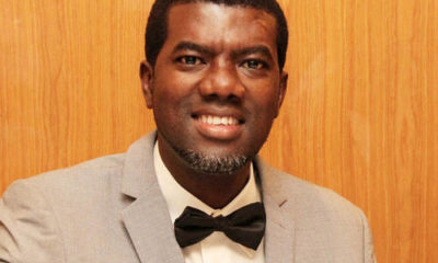 Wanting to dominate your husband doesn't make you strong- Reno Omokri advises women