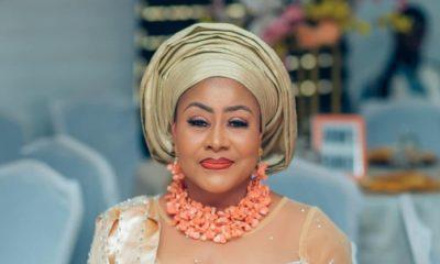 55th birthday: Veteran Nollywood Actress, Ngozi Ezeonu, celebrates in style