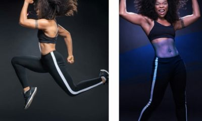 Nigerian dance queen, Kaffy, gives earth-shattering response to troll who body-shamed her